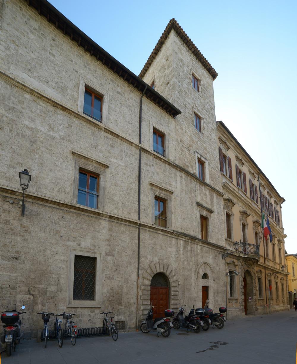 facciata intera Banca d'Italia
