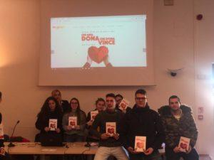 donaction con gli studenti dell'alberghiero di Ascoli (2)